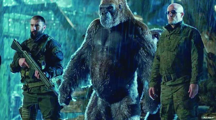A Guerra | Dois novos comercias mostram ação do longa — Planeta dos Macacos