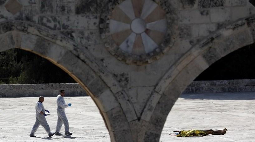 Polícia israelita abate três atacantes na cidade velha de Jerusalém