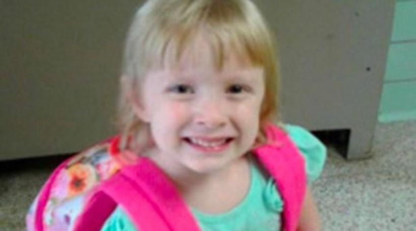 Menina de quatro anos morre sufocada pela mãe com fita-cola