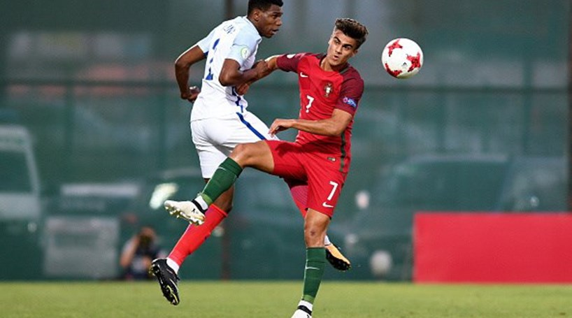 Portugal perde final do Euro Sub-19 frente à Inglaterra