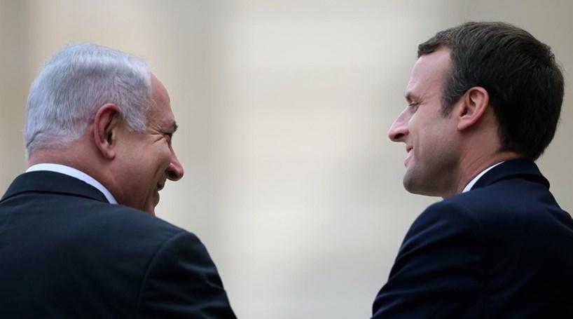 Macron reafirma responsabilidade francesa na prisão de milhares de judeus