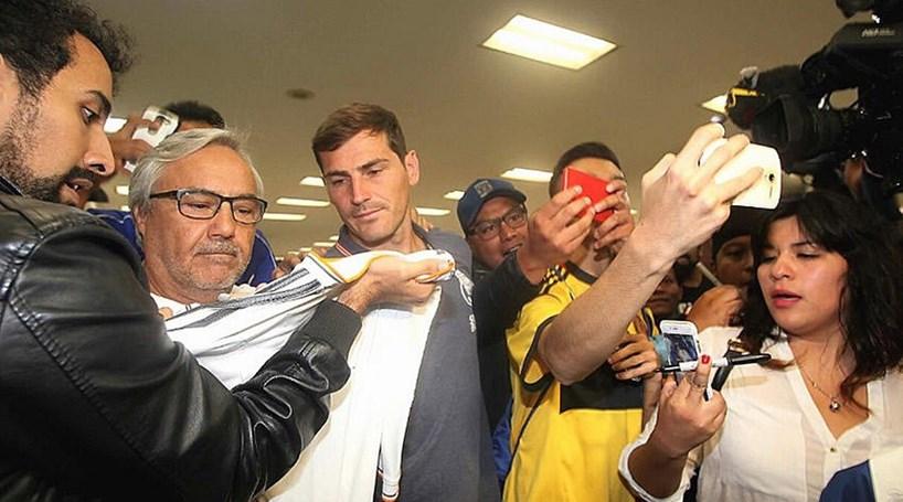 Loucura por Iker Casillas no México