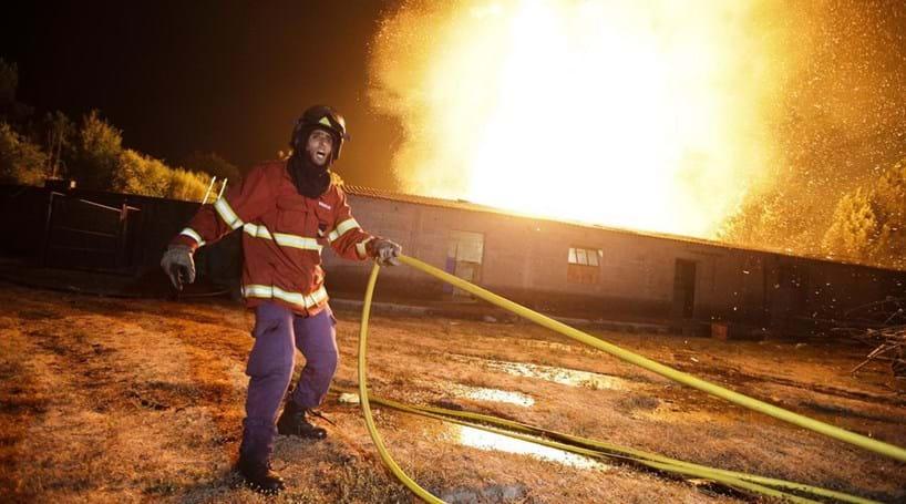 Incêndio em Alijó extinto após três dias