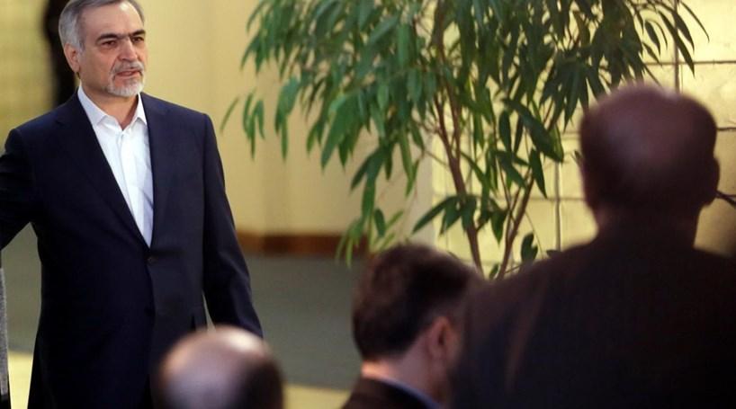 Irmão do presidente do Irão envolvido em delito financeiro libertado sob caução