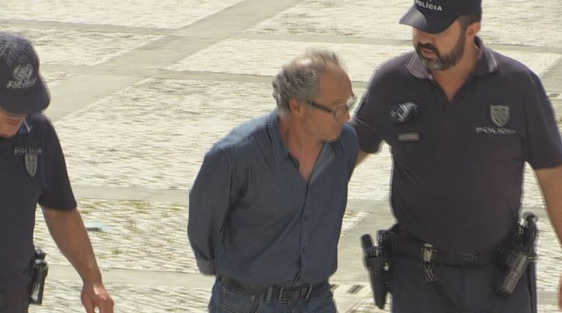 Detido a roubar 45 mil euros de casa