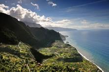 Regiões montanhosas da ilha da Madeira sob aviso laranja