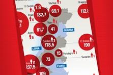 Saiba onde há mais excêntricos em Portugal