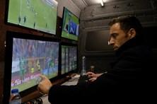 Imagens de video-árbitro vão ser transmitidas em direto na TV