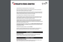 Relatório do videoárbitro da 1.ª jornada