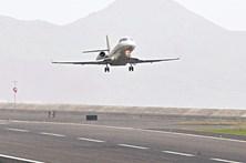 Sete aviões com destino à Madeira divergiram para outros destinos