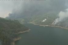 Quercus alerta para riscos de contaminação da água por cinzas dos incêndios
