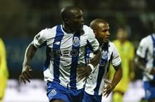 As melhores imagens do Tondela-FC Porto