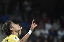 Neymar já faz 'estragos' e PSG goleia Toulouse