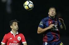 As melhores imagens do Desportivo de Chaves-Benfica