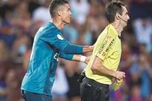 Cristiano Ronaldo reage aos cinco jogos de castigo e fala em