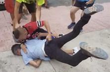 Casal ataca violentamente motorista de autocarro em Ibiza