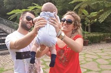 Pai morre com bebé ao colo quando cumpria promessa na Madeira