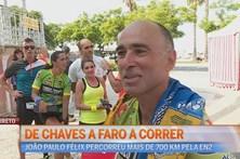 De Chaves a Faro a correr
