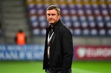 Treinador do Dínamo Kiev pensa apenas na vitória frente ao Marítimo