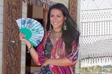 Sofia Ribeiro emocionada no regresso ao trabalho