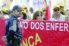 Enfermeiros mantêm a ameaça de greve