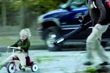 Pai inventa nova forma de propulsão