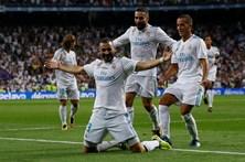 Real Madrid vence Supertaça de Espanha frente ao Barcelona