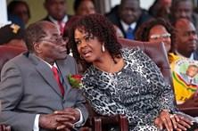 Grace Mugabe pede imunidade por agressão a modelo
