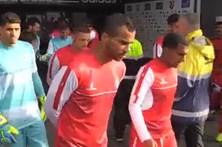 Sporting Braga está na Islândia para o Playoff de acesso à Liga Europa
