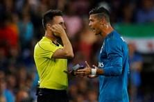 Tribunal do Desporto confirma castigo de Cristiano Ronaldo