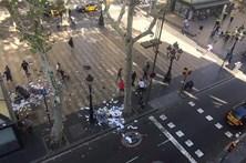 Sete feridos durante atentado na Catalunha continuam em estado crítico