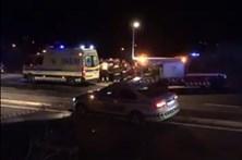 Colisão entre dois veículos faz um ferido grave no Alentejo
