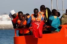 Seis mil migrantes resgatados num dia em Espanha