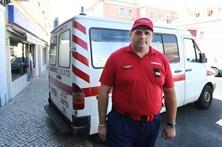 Rouba ambulância à porta de quartel em Lisboa