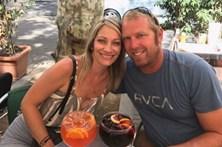 Reconhece marido morto em Barcelona em foto na Internet