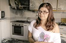 Vizinhos salvam mãe e crianças de incêndio