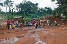 Número de mortos em deslizamento de terras no Congo poderá subir para 200