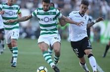 Veja os melhores momentos do Vitória de Guimarães-Sporting