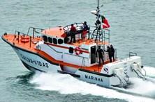 Barco de recreio afunda-se em Peniche