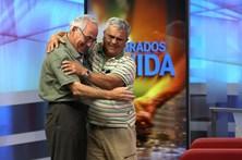 Reencontro de amigos após 50 anos