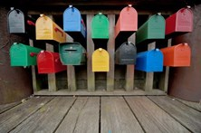 Objetos perdidos no correio leiloados