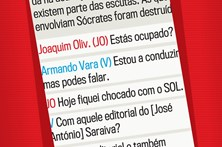 Veja a conversa entre Armando Vara e Joaquim Oliveira