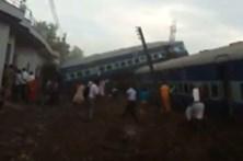 Descarrilamento de comboio na Índia faz 20 mortos e 123 feridos