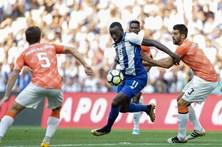 FC Porto vence Moreirense por 3-0 no Dragão