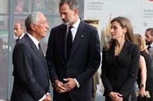 Marcelo conforta casal que perdeu a única filha em Barcelona