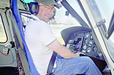 MP abre inquérito à morte de piloto de helicóptero nos fogos