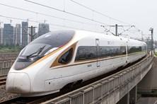 China inaugura em setembro comboio mais rápido do mundo