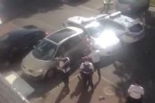 Emigrante com faca abatido pela polícia francesa