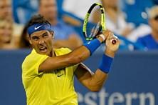 Rafael Nadal regressa à liderança do 'ranking' mundial