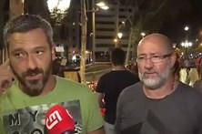 Testemunhos dos portugueses que viveram o atentado em Barcelona